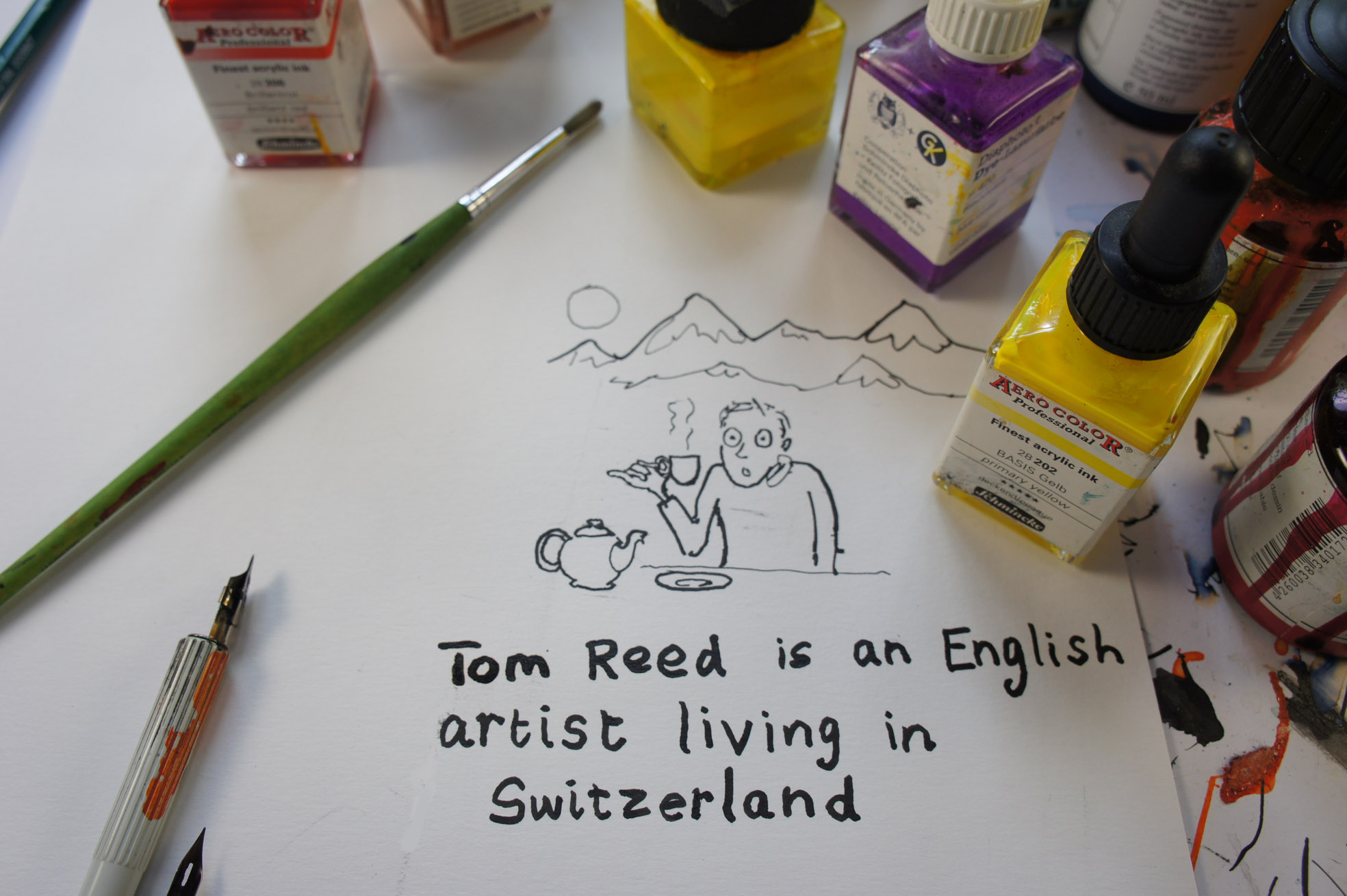 Tom Reed description