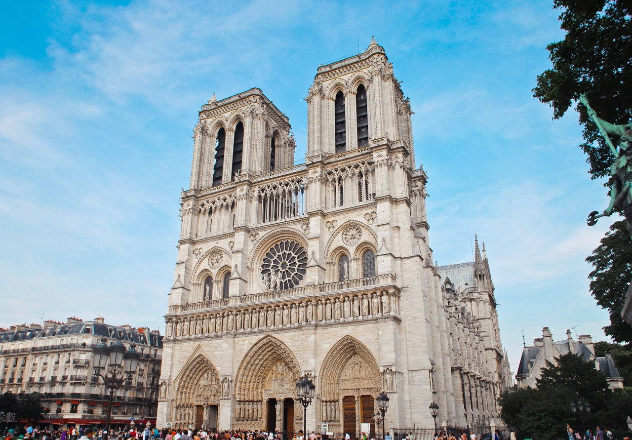 Notre-Dame is on fire: is our sorrow hypocritical or sincere?