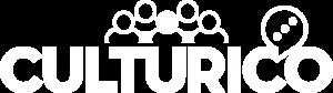 Culturico logo negative