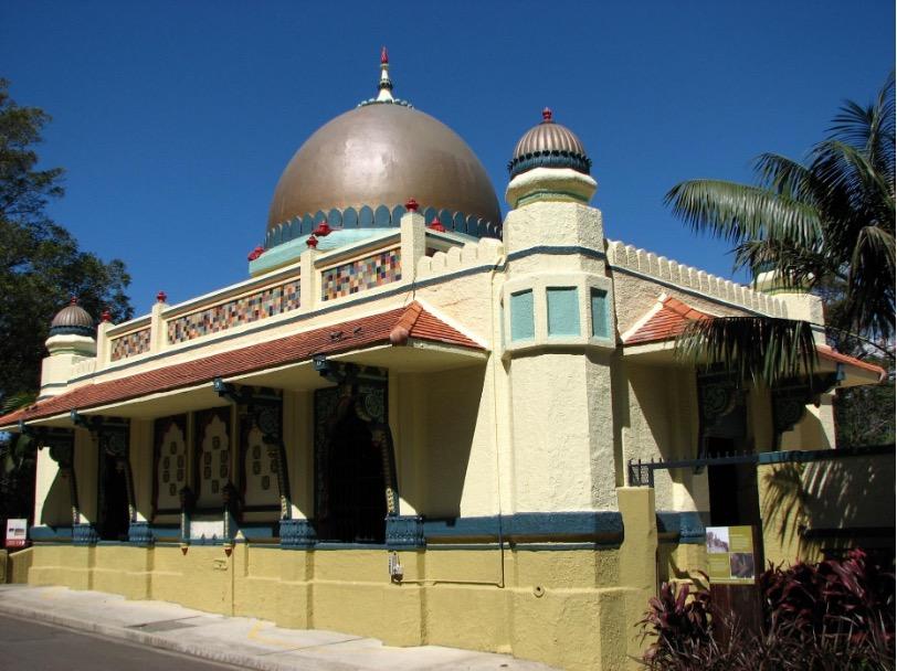 The Elephant Temple at Sydney's Taronga Zoo