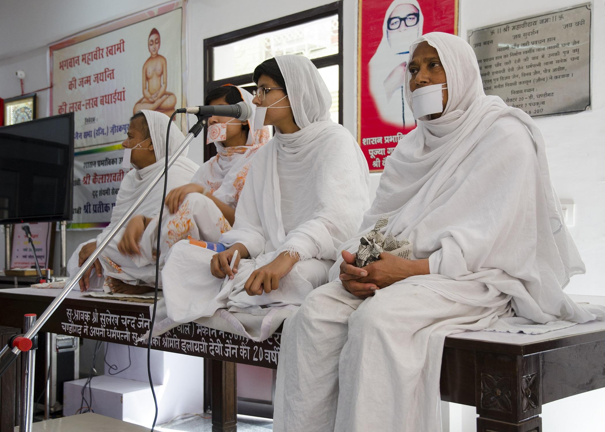 Jain Nuns