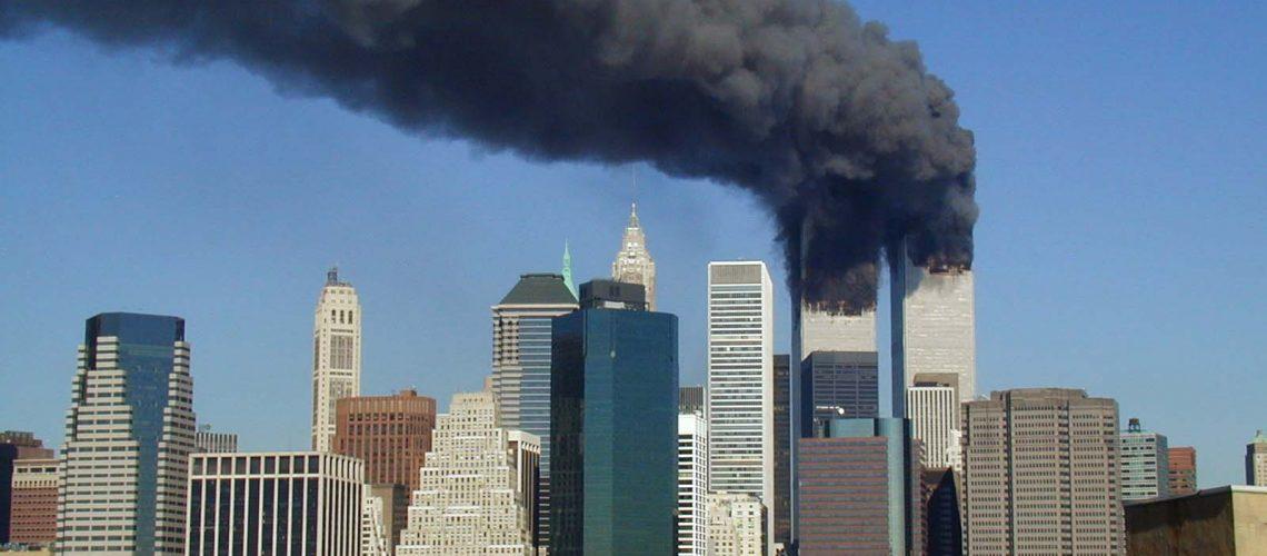 WTC smoking 9/11