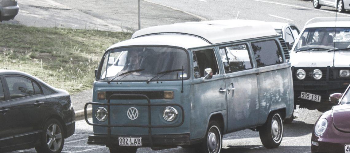Wolkswagen. Photo @ Unsplash.
