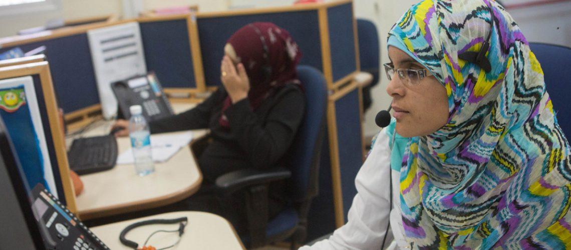 Arab women in Israel