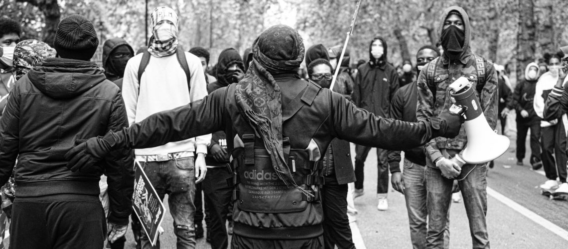 Social unrest pandemic