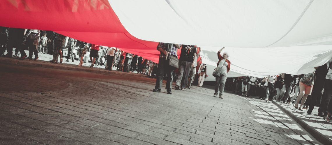 Photo: Poland flag @Unsplash