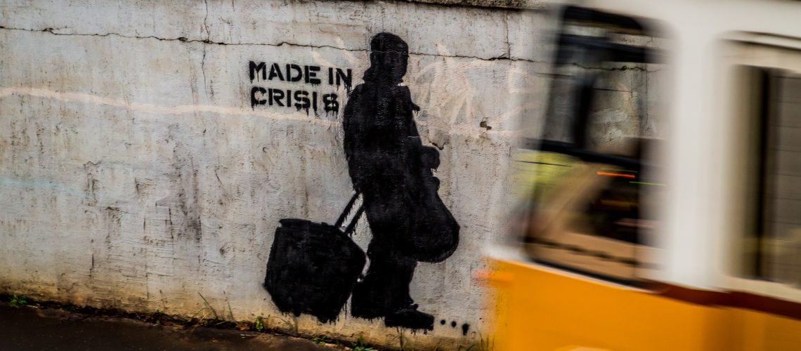 Photo: Cultural crisis