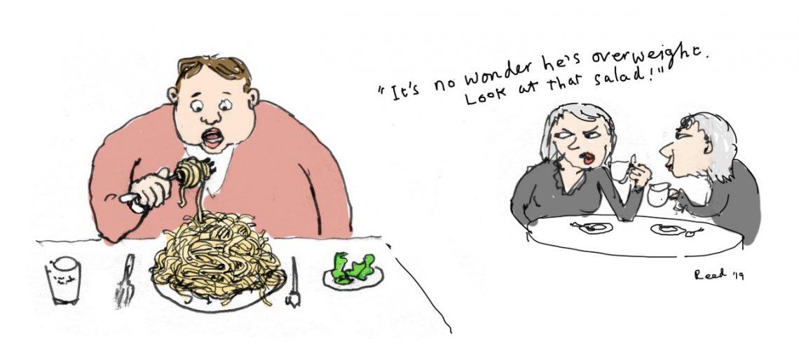 Pasta is healthy